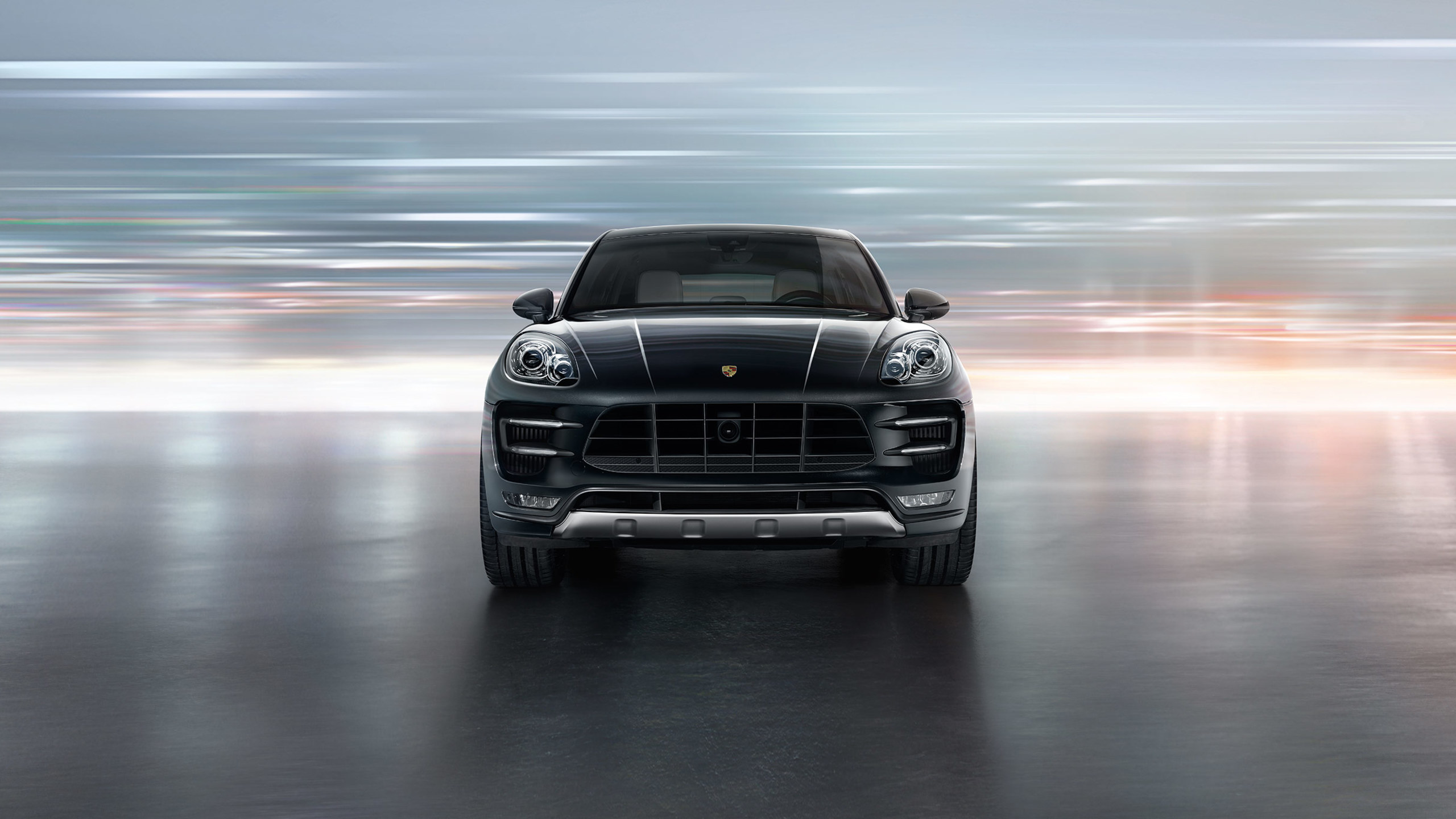 Моделі Porsche Macan Turbo