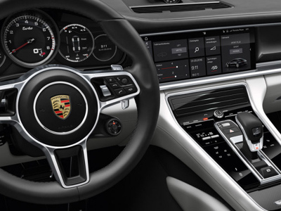 Новий центр Porsche Communication Management (PCM)