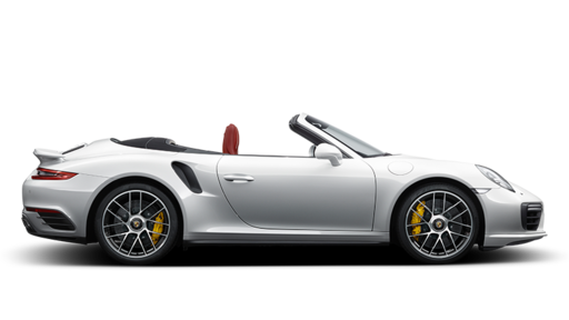 Новий 911 Turbo S Cabriolet