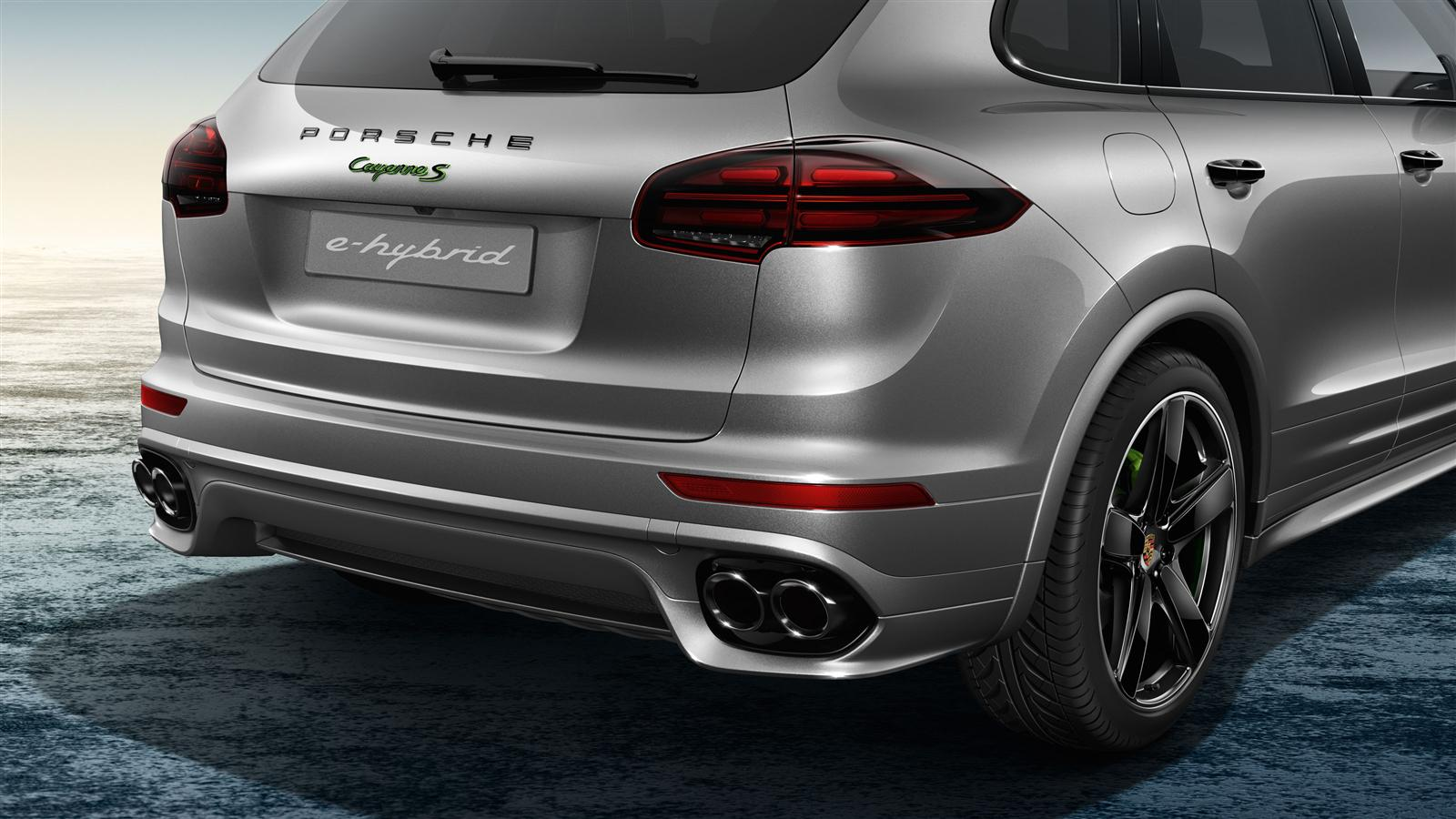 Exclusive Cayenne S E-Hybrid