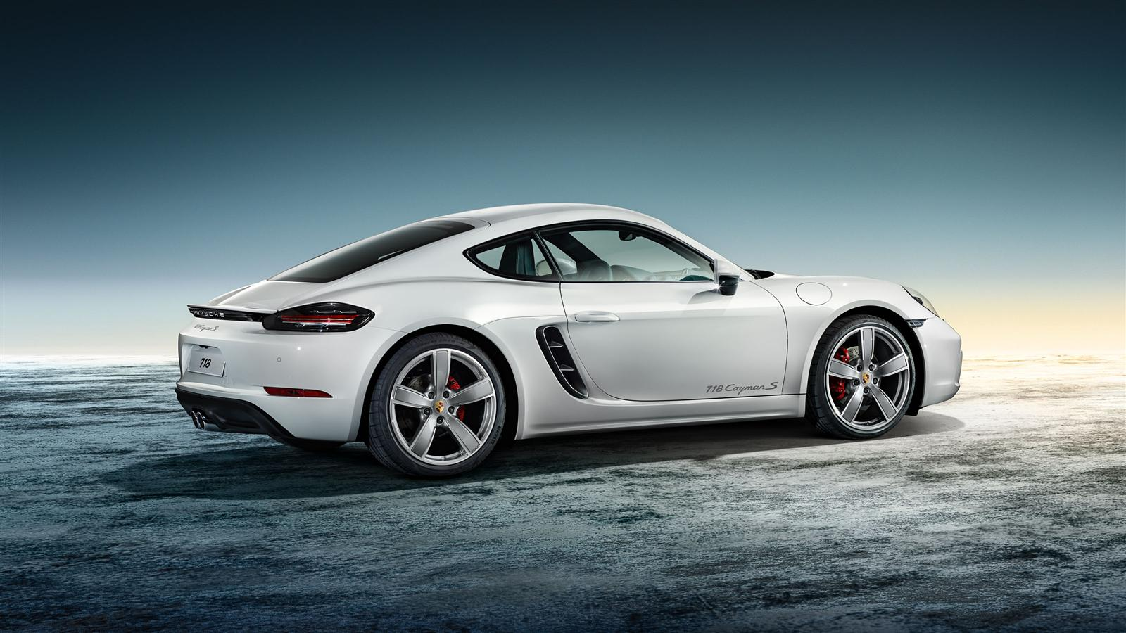 Exclusive 718 Cayman S