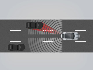 Системи Lane Change Assist та Turn Assist