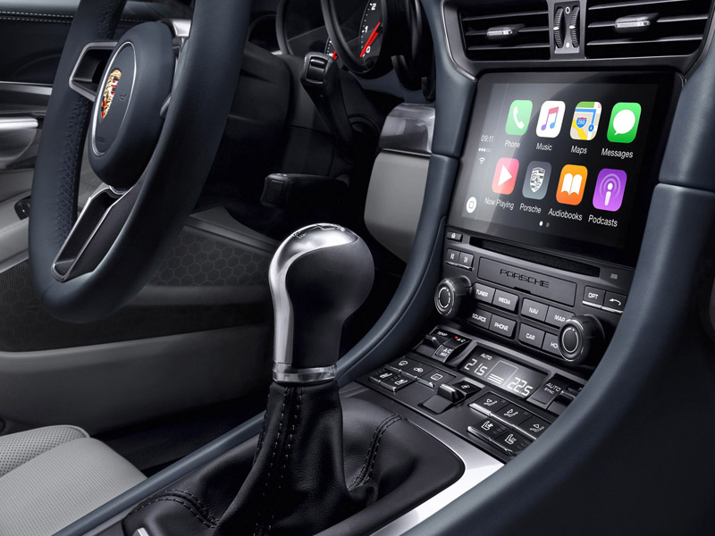 Програма Apple CarPlay®