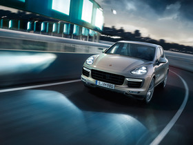 Система Porsche Dynamic Light System (PDLS)